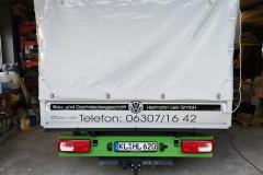 Bau- und Dachdeckergeschäft Hermann Leis