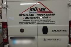 Benno Müller - Metall- und Trockenbau